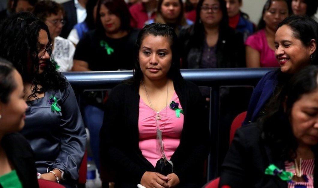 Αδιανόητο! Καταδίκασαν σε 40 χρόνια φυλακή νεαρή γυναίκα επειδή την βίασαν & γέννησε νεκρό παιδί (φωτό)  - Κυρίως Φωτογραφία - Gallery - Video