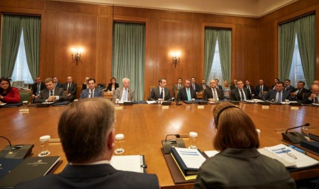 Υπουργικό Συμβούλιο με το «βλέμμα» στον Άρειο Πάγο – Όλα όσα εξετάζει ο Κυρ. Μητσοτάκης  - Κυρίως Φωτογραφία - Gallery - Video