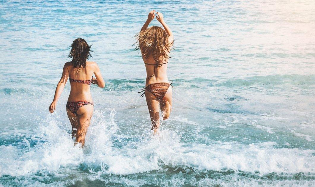 """Καιρός μόνο για παραλία: Η θερμότερη μέρα του καύσωνα σήμερα με το θερμόμετρο στο """"κόκκινο"""" - Που θα δείξει 42 βαθμούς (φώτο) - Κυρίως Φωτογραφία - Gallery - Video"""