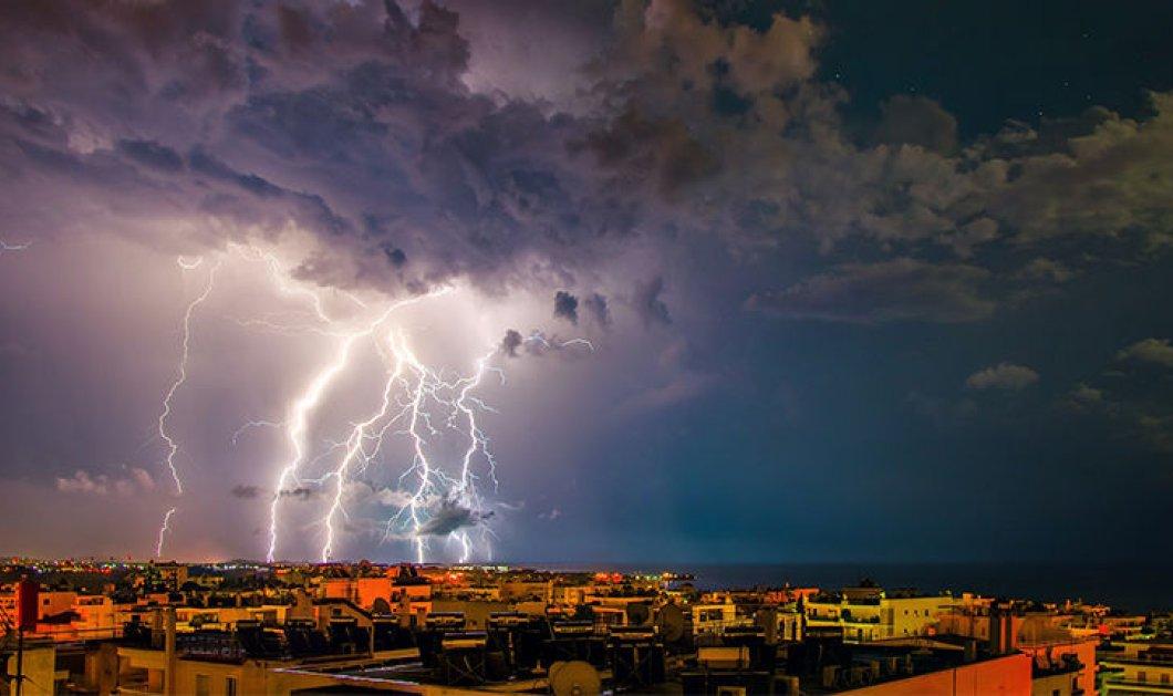 Και οι καιροί τρελάθηκαν: Έκτακτο δελτίο επιδείνωσης καιρού από την ΕΜΥ - Δεκαπενταύγουστος με βροχές & χαλάζι - Κυρίως Φωτογραφία - Gallery - Video
