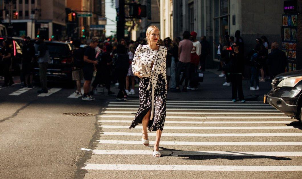 Street style: Οι 40 πιο στυλάτες εμφανίσεις στους δρόμους της Νέας Υόρκης την εβδομάδα μόδας (φώτο) - Κυρίως Φωτογραφία - Gallery - Video