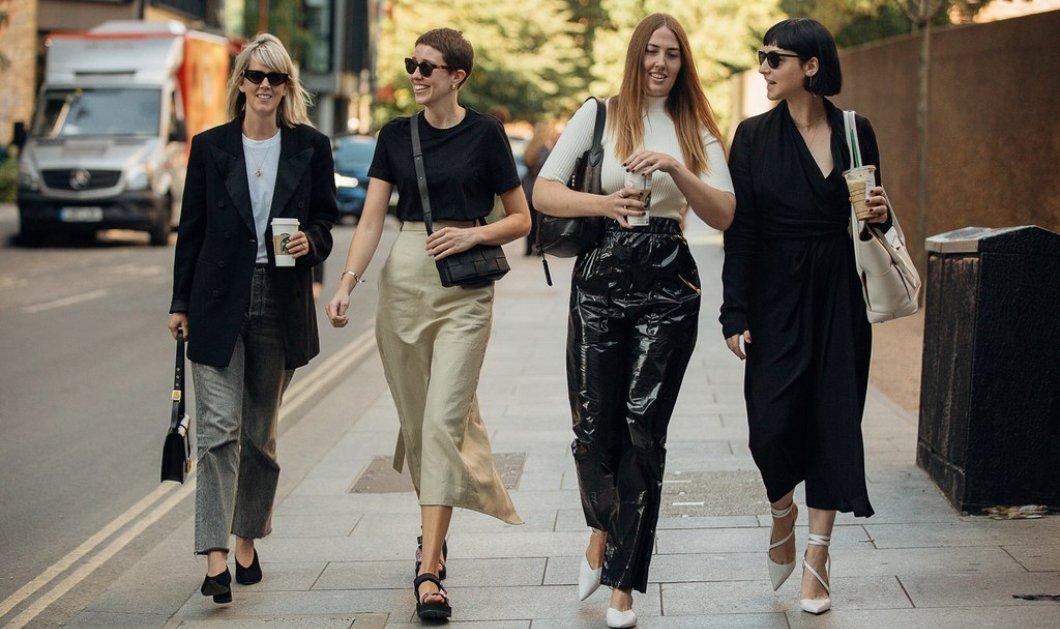 Street Style: Οι πιο εντυπωσιακές & stylish εμφανίσεις στους δρόμους του Λονδίνου την Εβδομάδα Μόδας (φώτο) - Κυρίως Φωτογραφία - Gallery - Video