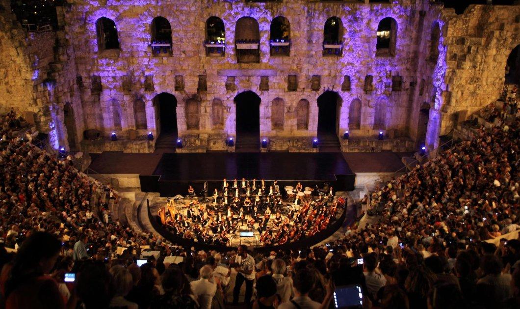 Αυτό το φθινόπωρο πάμε Ηρώδειο - Σπουδαίες παραστάσεις & συναυλίες στη σκιά της Ακρόπολης (φώτο) - Κυρίως Φωτογραφία - Gallery - Video