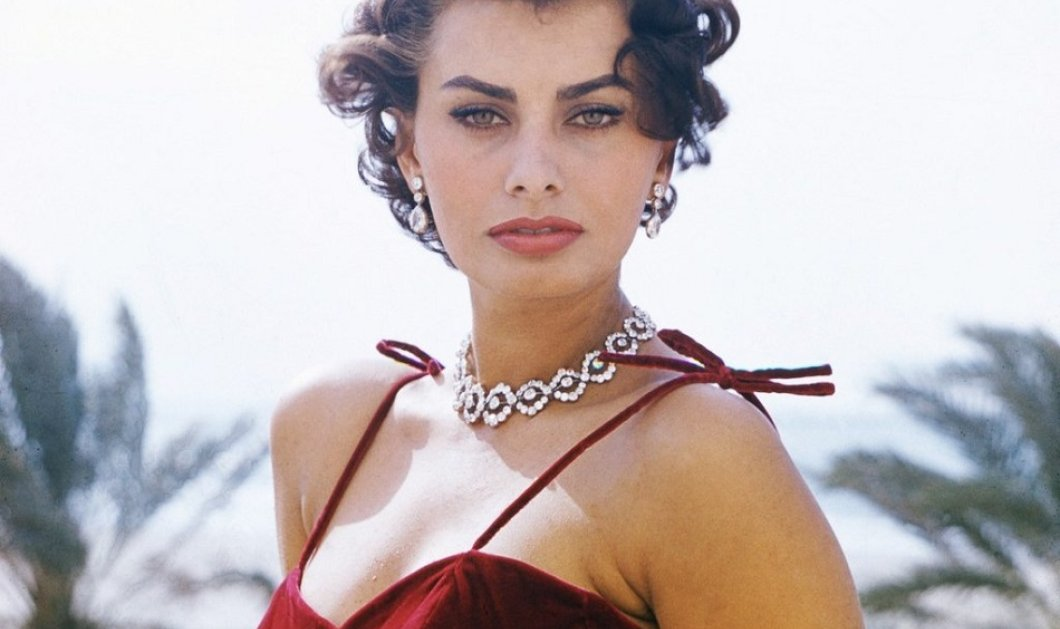H Σοφία Λόρεν έγινε 85 ετών - Τα μυστικά ομορφιάς της πιο συναρπαστικής Ιταλίδας ντίβας (φώτο) - Κυρίως Φωτογραφία - Gallery - Video