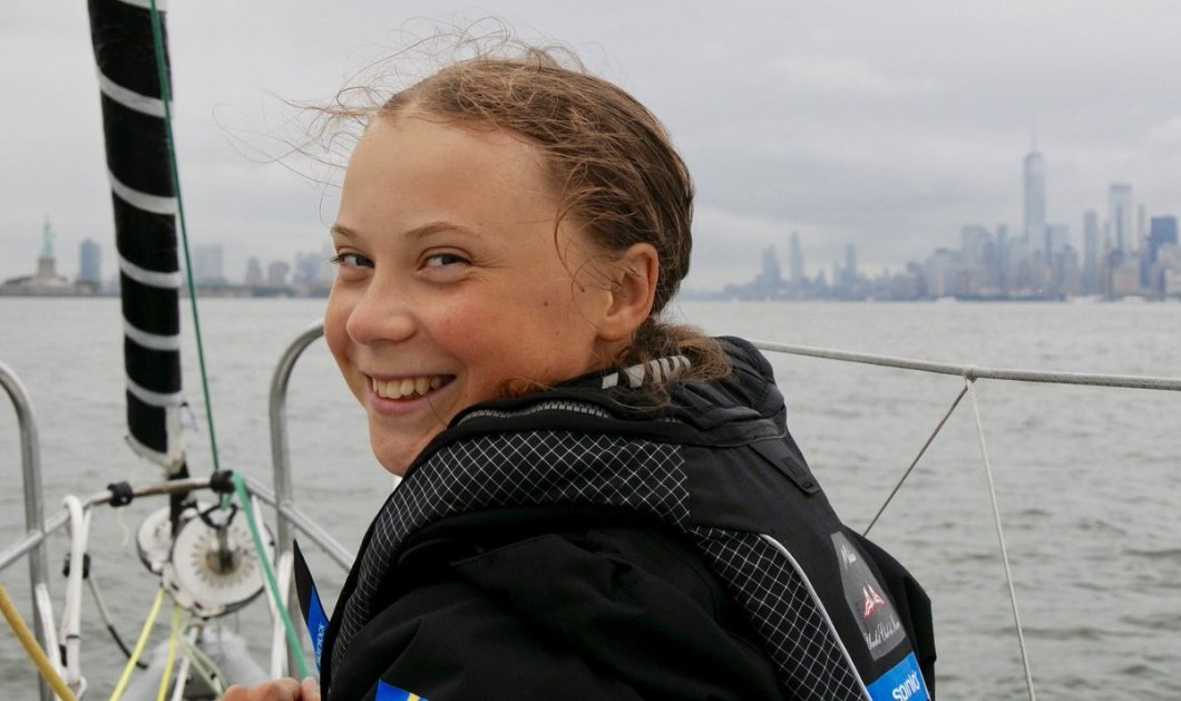 "Top woman η 16χρονη Γκρέτα Τούνμπεργκ: ""Με προδώσατε - μου κλέψατε τα όνειρα μου"" - H πύρινη ομιλία της στον ΟΗΕ (βίντεο)   - Κυρίως Φωτογραφία - Gallery - Video"