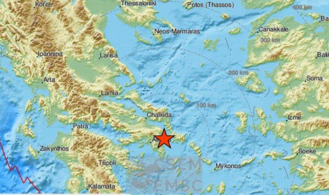 Σεισμός 3,8 Ρίχτερ ταρακούνησε την Αττική - Κυρίως Φωτογραφία - Gallery - Video