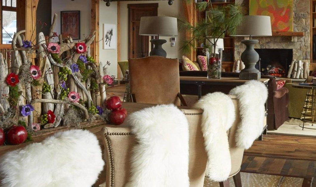 """31 μοντέρνες -φθινοπωρινές ιδέες διακόσμησης που θα δώσουν στο σπίτι σας κομψό στυλ & """"cozy"""" ατμόσφαιρα (φώτο) - Κυρίως Φωτογραφία - Gallery - Video"""