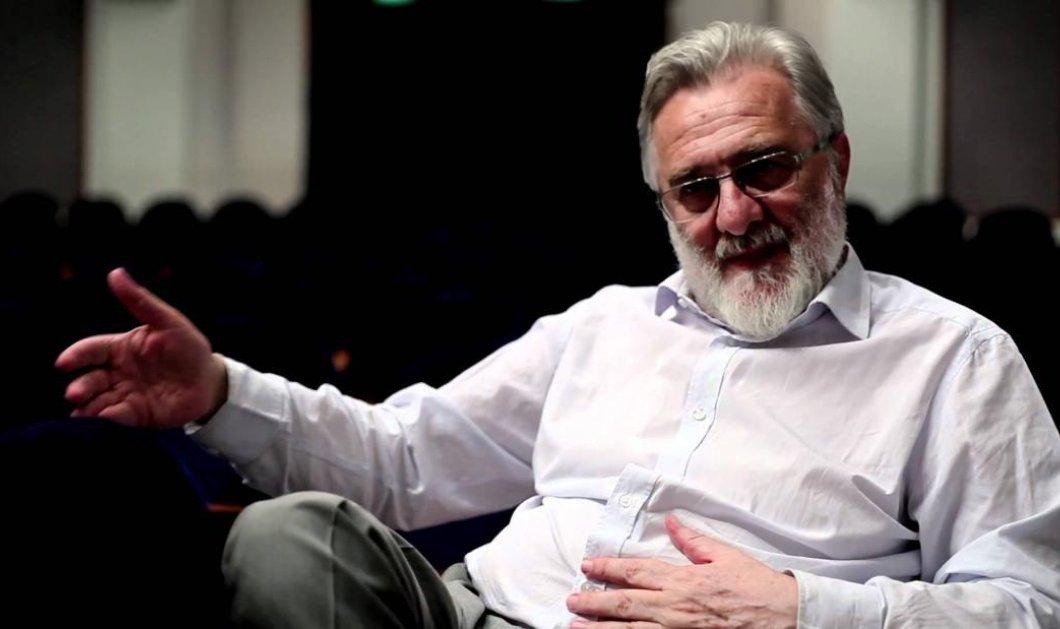 Ο σκηνοθέτης Γιάννης Σμαραγδής δηλώνει: Ήμουν στο ΚΕΕ, είμαι αριστερός, αυτοί που κυβέρνησαν ως αριστεροί δεν είναι - Κυρίως Φωτογραφία - Gallery - Video