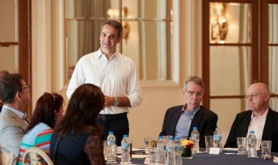 Ο Μητσοτάκης στον ΟΗΕ & το κάλεσμα στους επενδυτές του think tank Council on Foreign Relations - Κυρίως Φωτογραφία - Gallery - Video