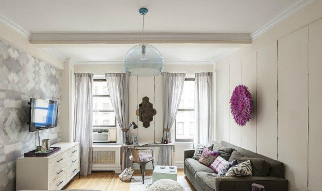 Ο Σπύρος Σούλης προτείνει μικρές διακοσμητικές ιδέες με 20 ευρώ - θα αλλάξουν το σπίτι σας  - Κυρίως Φωτογραφία - Gallery - Video