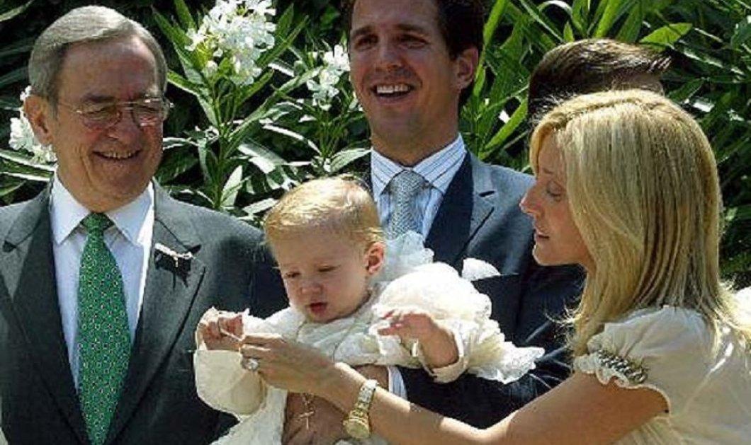 Γενέθλια έχει σήμερα ο μικρότερος γιος του πρίγκιπα Παύλου & της Μαρί -Σαντάλ - Την ίδια μέρα με τη μαμά του (φώτο) - Κυρίως Φωτογραφία - Gallery - Video