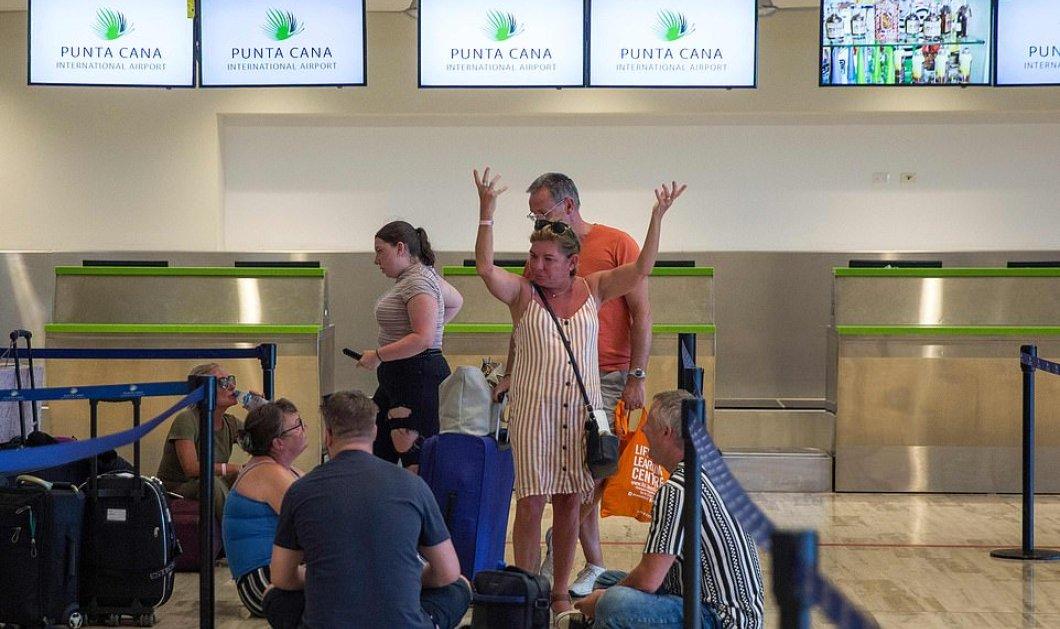Thomas Cook: Φώτο & βίντεο από όλο τον πλανήτη με χιλιάδες τουρίστες να κινούνται σε αεροδρόμια, να εκνευρίζονται - Κυρίως Φωτογραφία - Gallery - Video