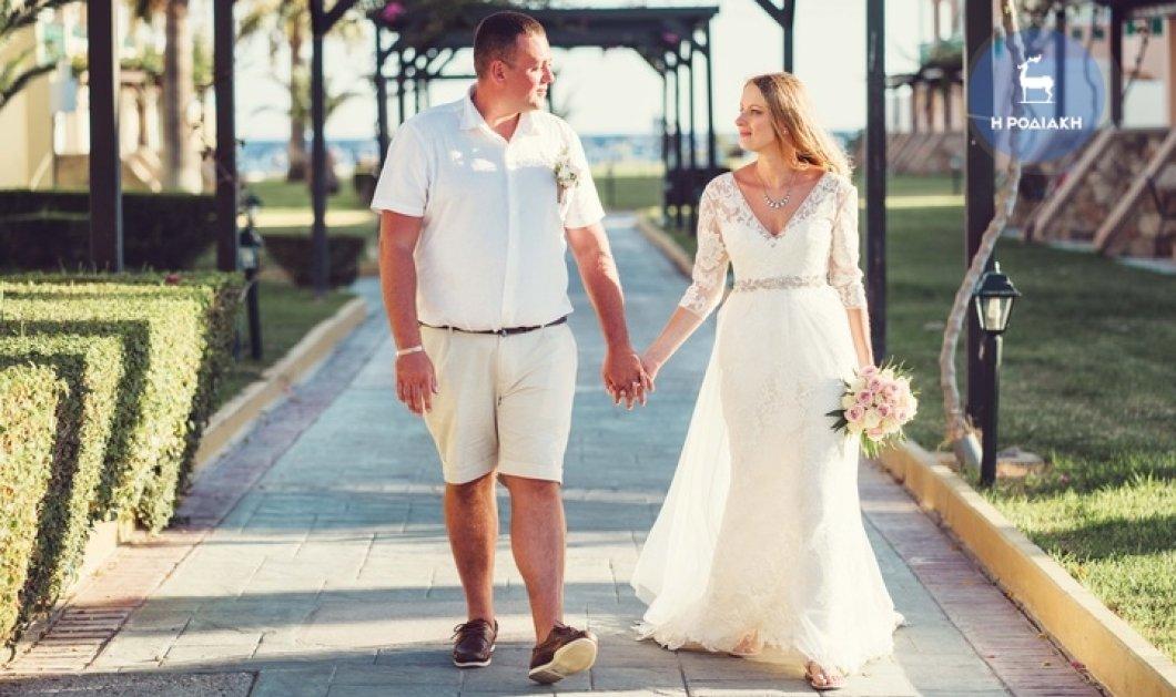 """Ο παραμυθένιος γάμος του ... άλλου Τhomas Cook στη Ρόδο - Γιατί """"πληρώθηκε"""" δύο φορές (φώτο) - Κυρίως Φωτογραφία - Gallery - Video"""