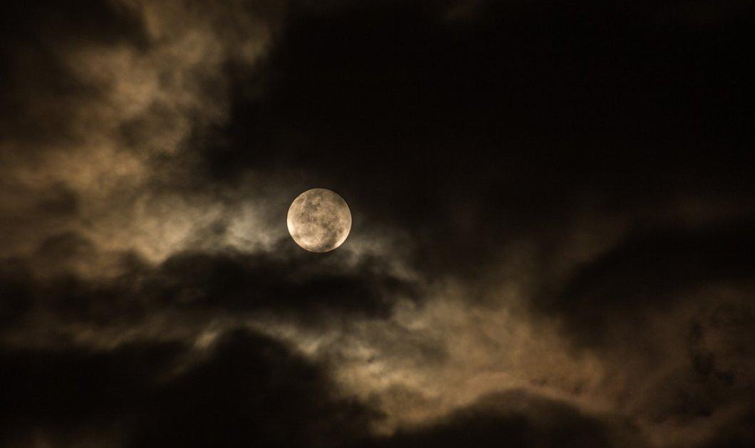 Πανσέληνος Σεπτεμβρίου: Παρασκευή και 13 με «Harvest Moon» - Κυρίως Φωτογραφία - Gallery - Video