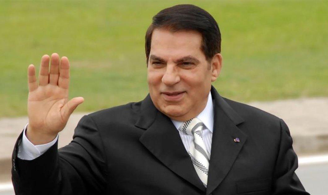 Τυνησία: Πέθανε ο πρώην πρόεδρος Μπεν Άλι - Έμεινε στην εξουσία 20 χρόνια & ζούσε εξόριστος μετά την καταδίκη του σε ισόβια (βίντεο) - Κυρίως Φωτογραφία - Gallery - Video