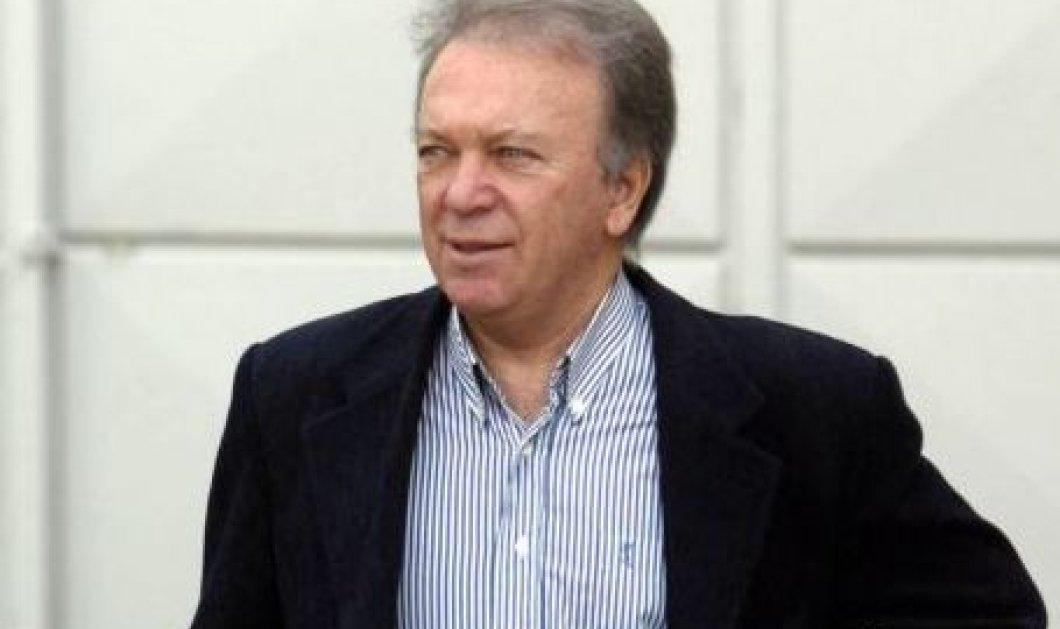 «Έφυγε» από την ζωή  ο εκδότης Δημήτρης Ρίζος - Κυρίως Φωτογραφία - Gallery - Video