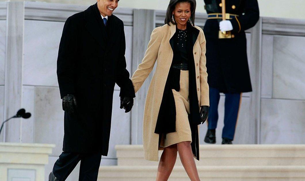 Μισέλ Ομπάμα: Αποκάλυψε γιατί ερωτεύθηκε τον Μπάρακ & έδωσε την καλύτερη συμβουλή μόδας & αυτοπεποίθησης ever... (φώτο) - Κυρίως Φωτογραφία - Gallery - Video