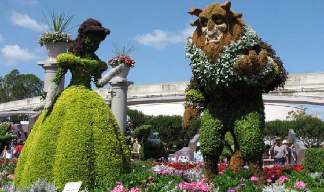 Ήρωες της Disney φτιαγμένοι από λουλούδια - Οι μικροί φίλοι των παιδιών όπως δεν τους έχετε ξανά δει (φωτό)  - Κυρίως Φωτογραφία - Gallery - Video