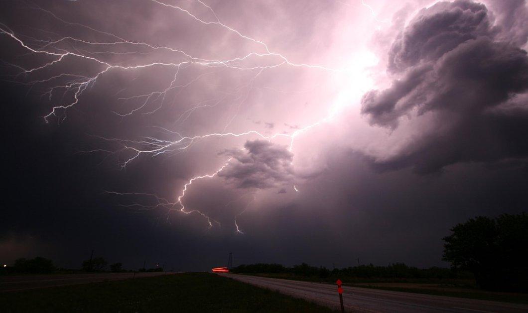 Πτώση θερμοκρασίας, βροχές, καταιγίδες και ισχυροί άνεμοι από την Πέμπτη - Κυρίως Φωτογραφία - Gallery - Video