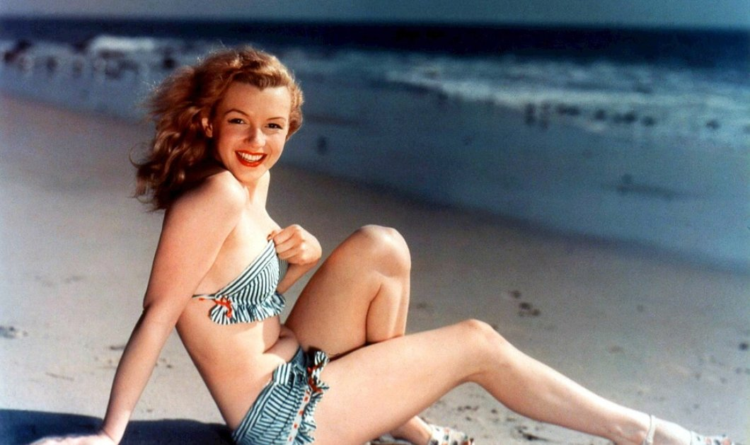 Vintage pics: Η Marilyn Monroe κάνει γυμναστική με βαράκια στην ταράτσα ξενοδοχείου το 1953! - Κυρίως Φωτογραφία - Gallery - Video