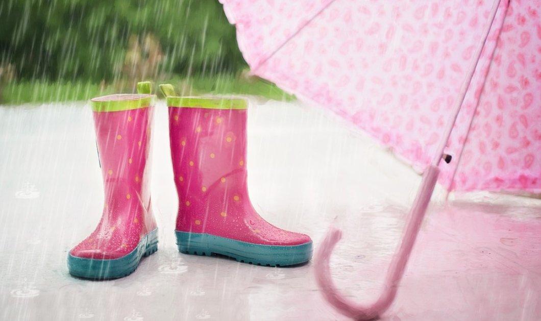 Βροχερός ο καιρός σήμερα, Τετάρτη - Πού θα εκδηλωθούν ισχυρές καταιγίδες  - Κυρίως Φωτογραφία - Gallery - Video