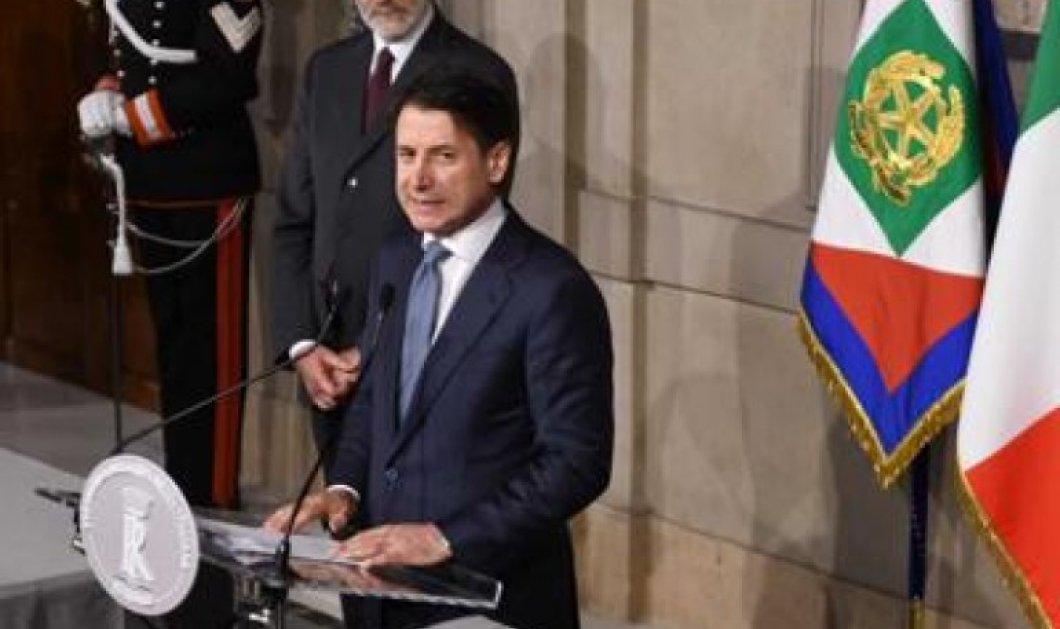 Ιταλία: Την Πέμπτη η ορκωμοσία της νέας κυβέρνησης - Ο Λουίτζι Ντι Μάιο, νέος ΥΠΕΞ - Στην τεχνοκράτη Λουτσιάνα Λαμοργκέζε το υπ. Εσωτερικών  - Κυρίως Φωτογραφία - Gallery - Video