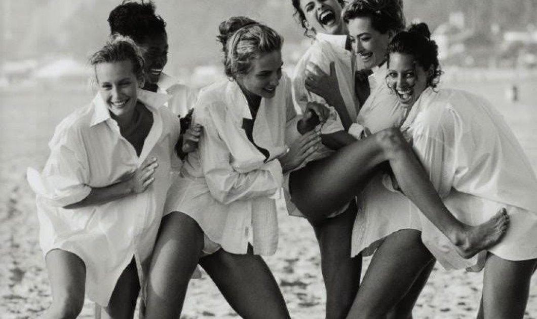Πέθανε ο  Πίτερ Λίντμπεργκ: Ο διασημότερος φωτογράφος της μόδας – Το άλμπουμ των εκθαμβωτικών ασπρόμαυρων γυναικών του - Κυρίως Φωτογραφία - Gallery - Video