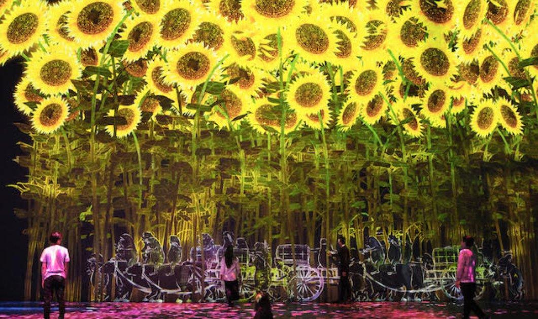 Αφήστε την φαντασία σας ελεύθερη & χαθείτε σε ονειρικά τοπία – Φωτεινές εγκαταστάσεις στο Παρίσι (φωτό) - Κυρίως Φωτογραφία - Gallery - Video