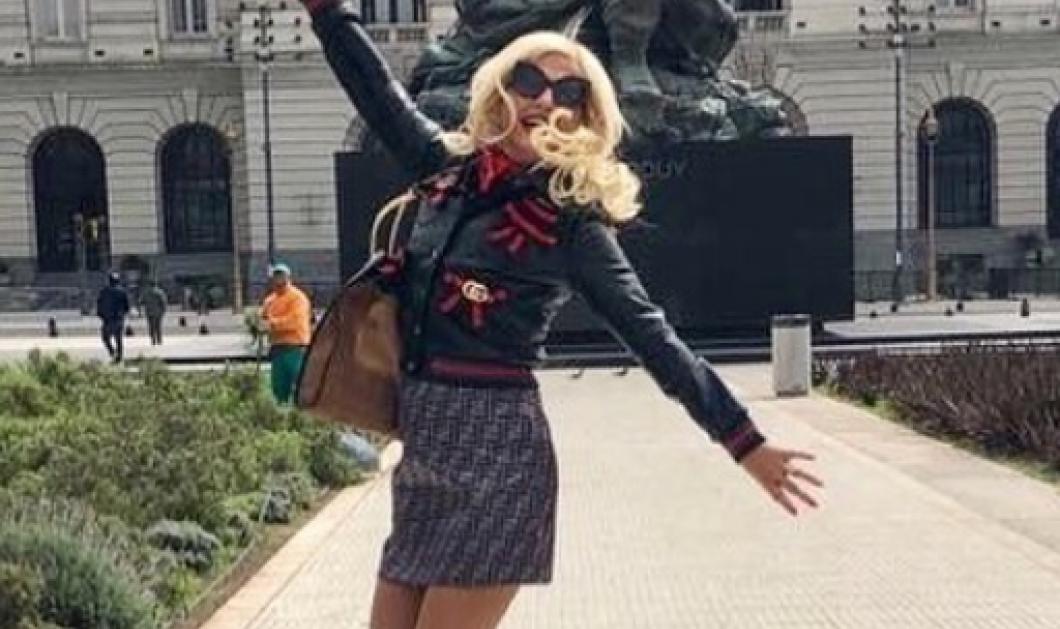 Η Μαρίνα Πατούλη traveling abroad: Στο Μπουένος Αϊρες μέσω Τουρκίας - Τα outfits & το άψογο χτένισμα στις φωτό - Κυρίως Φωτογραφία - Gallery - Video