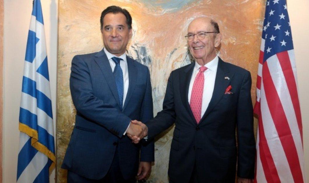 """Άδωνις Γεωργιάδης: """" Ώρα να έρθουν σοβαρές επενδύσεις στην Ελλάδα - Η χώρα θα γίνει επιχειρηματικά φιλική""""  - Κυρίως Φωτογραφία - Gallery - Video"""