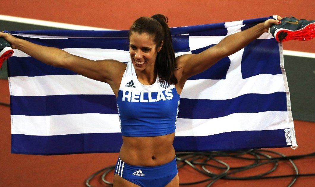 Good News: Η Κατερίνα Στεφανίδη στην Επιτροπή Αθλητών της IAAF - Κυρίως Φωτογραφία - Gallery - Video