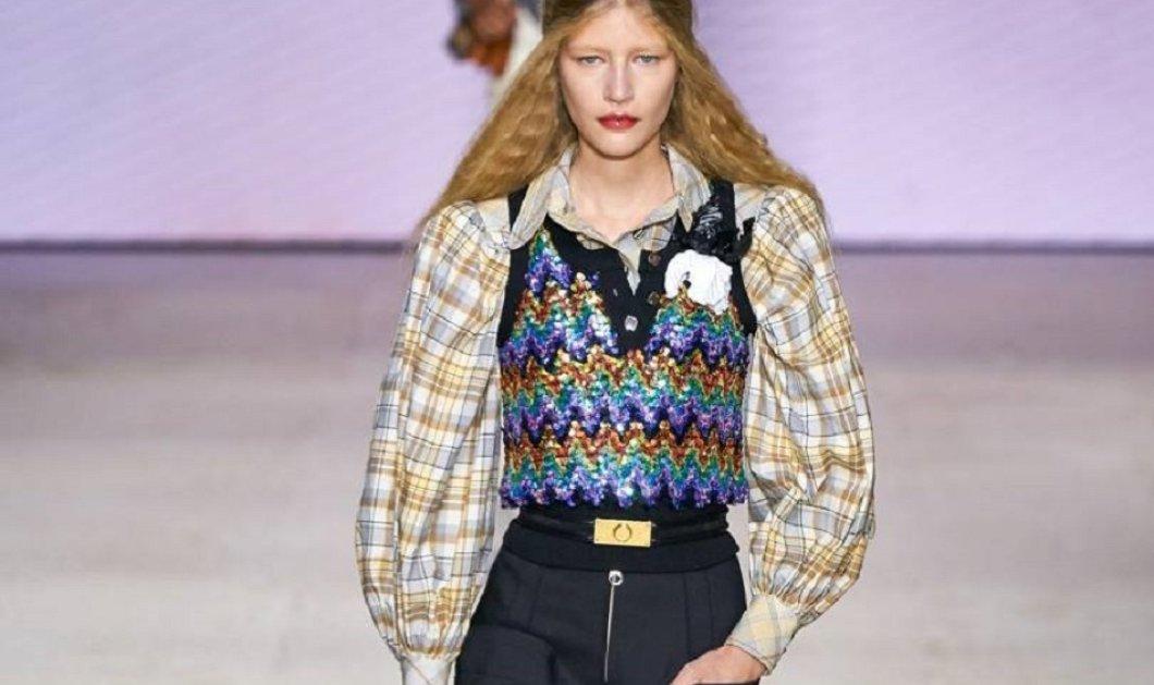 Louis Vuitton: Ο οίκος που προτιμά & η Μπριζίτ Μακρόν έδειξε εχθές τη νέα του κολεξιόν και ο πλανήτης των γυναικών σείστηκε (φώτο) - Κυρίως Φωτογραφία - Gallery - Video