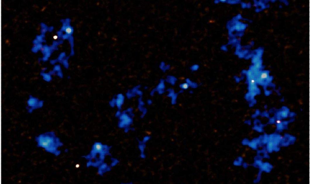 Για 1η φορά οι αστρονόμοι είδαν τον κοσμικό ιστό που συνδέει τους γαλαξίες με «ποτάμια» αερίων (φωτό) - Κυρίως Φωτογραφία - Gallery - Video