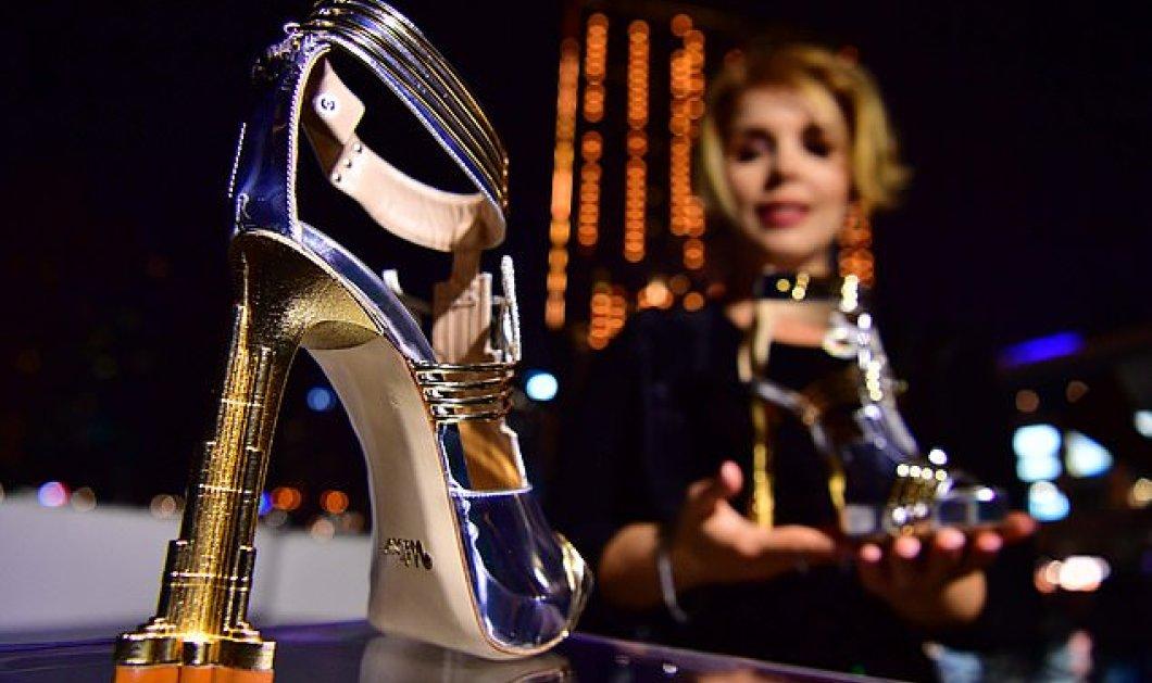 Αυτά είναι τα πιο ακριβά υποδήματα στον κόσμο  - Aποτελούνται από χρυσό και διαμάντια (φωτό) - Κυρίως Φωτογραφία - Gallery - Video