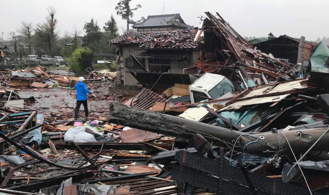 Χαγκίμπις : Στο έλεος του ισχυρότερου τυφώνα των τελευταίων 60 ετών η Ιαπωνία - 11 νεκροί - Εκατοντάδες τραυματίες - Δεκάδες αγνοούμενοι (φώτο-βίντεο) - Κυρίως Φωτογραφία - Gallery - Video
