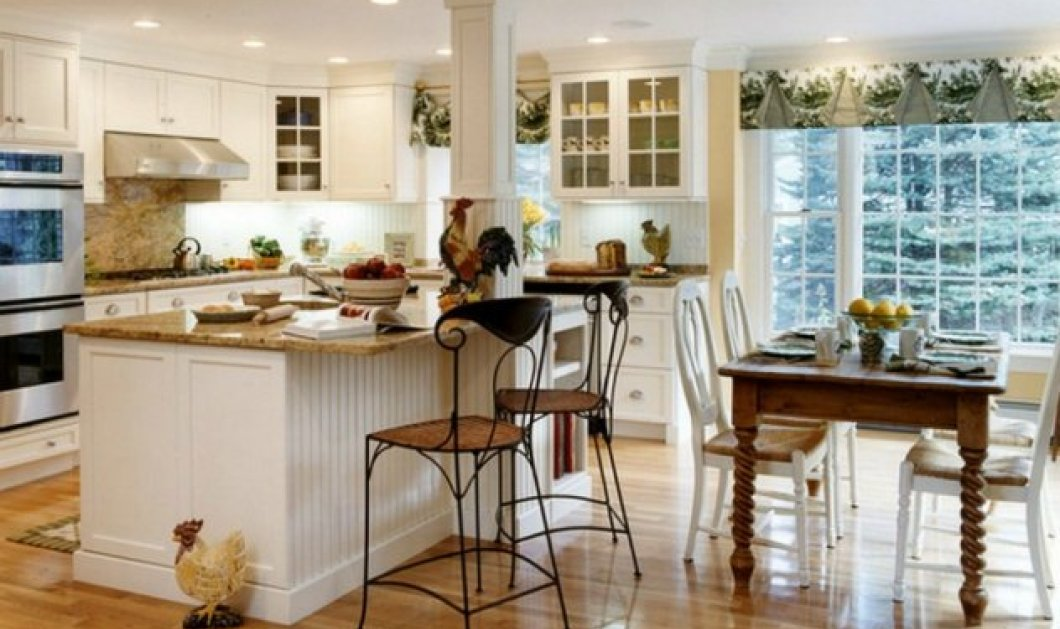 Ο Σπύρος Σούλης μας παρουσιάζει 12 τραπεζαρίες που είναι ταυτόχρονα και τραπέζια κουζίνας! (φωτό) - Κυρίως Φωτογραφία - Gallery - Video
