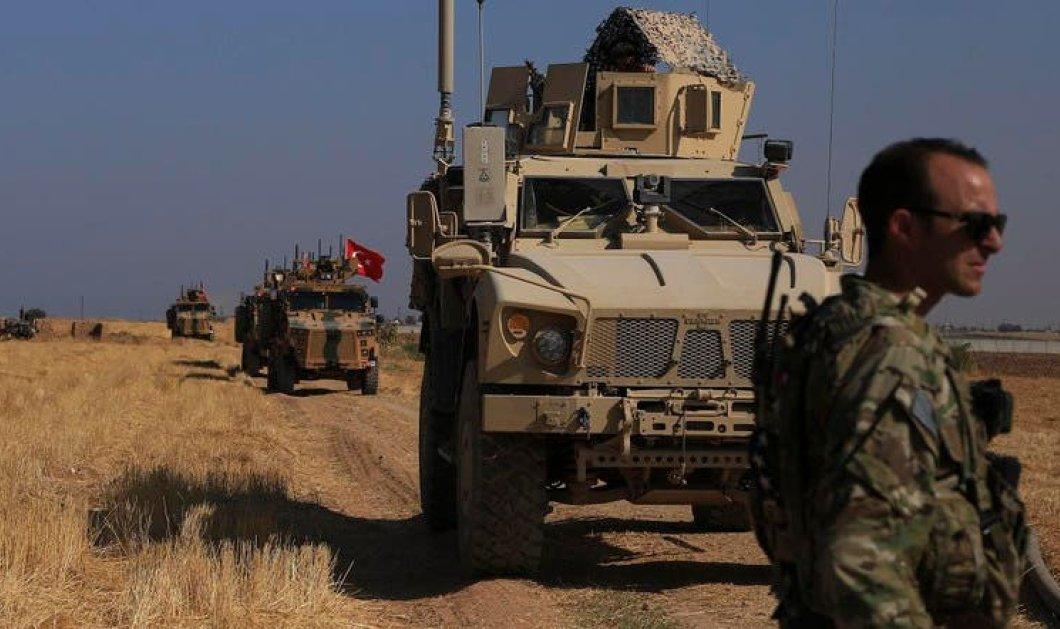 """Ο Ερντογάν ανακοίνωσε ότι η Τουρκία εισέβαλε στη Συρία: Άρχισε η επιχείρηση """"Πηγή Ειρήνης"""" με αεροπορικές επιδρομές (βίντεο) - Κυρίως Φωτογραφία - Gallery - Video"""