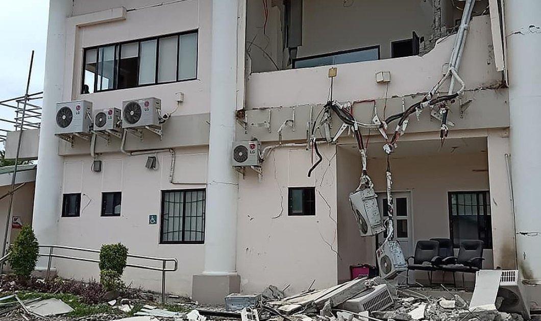 Ισχυρός σεισμός 6,6 βαθμών στις Φιλιππίνες - Ένας μαθητής νεκρός & πολλοί τραυματίες (φωτό & βίντεο) - Κυρίως Φωτογραφία - Gallery - Video