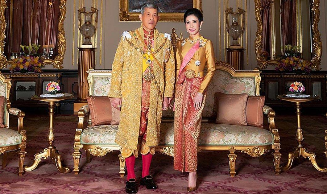Ταϊλάνδη: Σε δυσμένεια η επίσημη ερωμένη του βασιλιά - Της αφαίρεσε τίτλους (φώτο-βίντεο) - Κυρίως Φωτογραφία - Gallery - Video