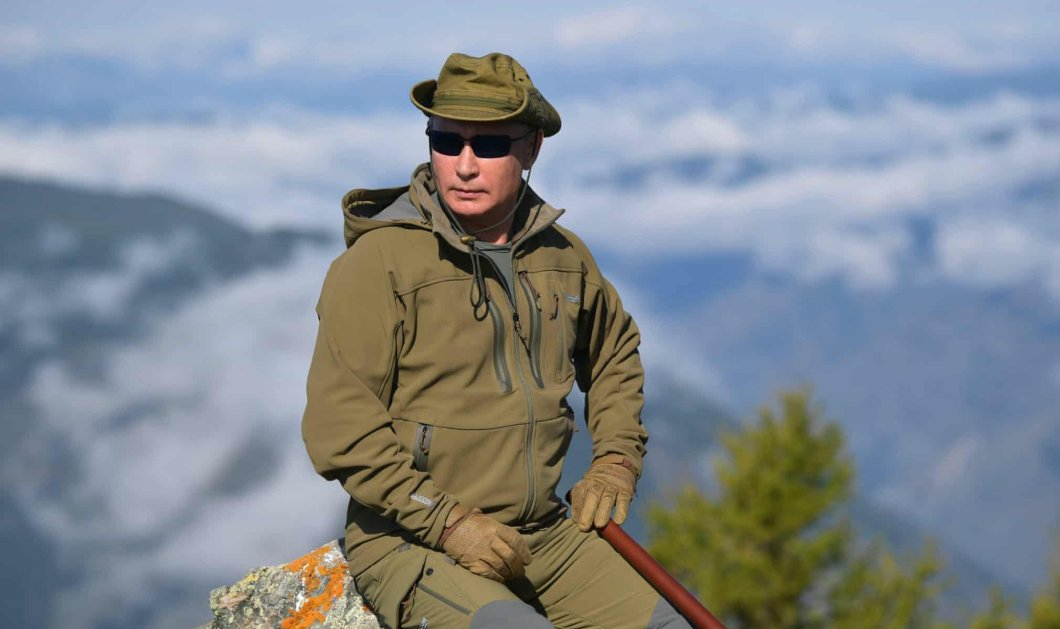 Ο πρόεδρος Πούτιν έκλεισε τα 67  - Το γιόρτασε στη Σιβηρία μαζεύοντας μανιτάρια & απολαμβάνοντας τη φύση (φώτο- βίντεο) - Κυρίως Φωτογραφία - Gallery - Video