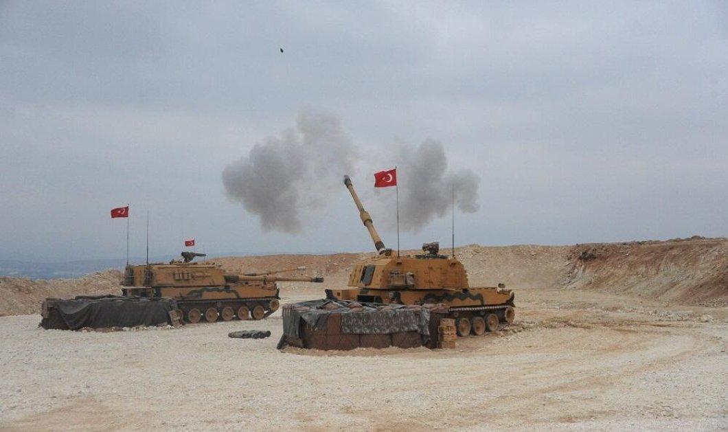 Η Τουρκία έπληξε την Συρία – Τουλάχιστον 15 οι νεκροί, ανάμεσά τους και άμαχοι(φωτό&βίντεο) - Κυρίως Φωτογραφία - Gallery - Video