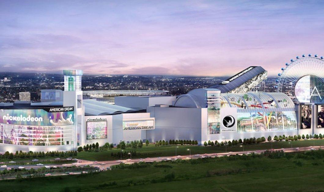 American Dream: Το νέο εμπορικό κέντρο με έκταση 3 εκατ. τ.μ. - Θα φιλοξενεί πάνω από 450 καταστήματα - Φώτο    - Κυρίως Φωτογραφία - Gallery - Video