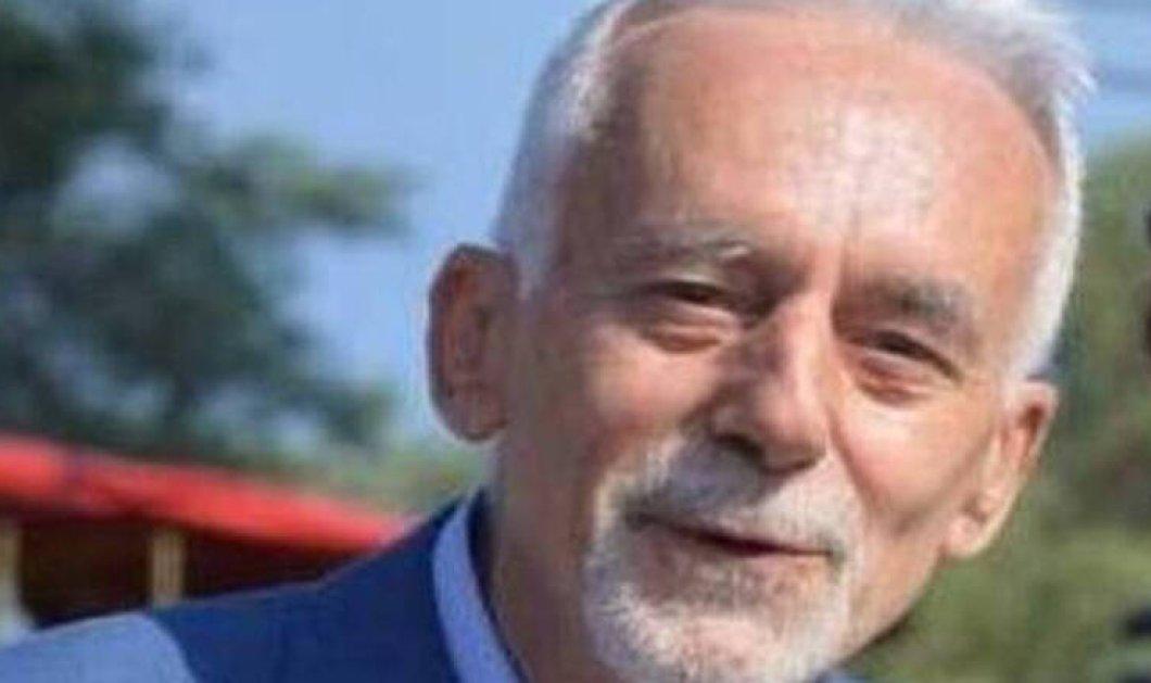 Πέθανε ο δημοσιογράφος Μάρκος Μουζάκης – Ήταν σύμβουλος του Προέδρου της Δημοκρατίας  - Κυρίως Φωτογραφία - Gallery - Video