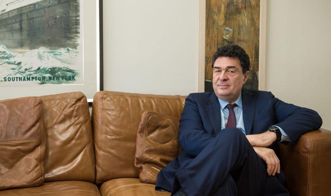 Ο Αλέξης Παπαχελάς γράφει για τις υγιείς μικρομεσαίες επιχειρήσεις που ποτέ δεν προσβλήθηκαν από τον ιό της αστακομακαρονάδας  - Κυρίως Φωτογραφία - Gallery - Video