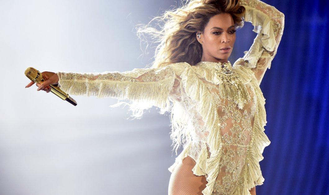 Η Beyonce με μπούκλες -ombre τα μαλλιάτης, έβαλετο κόκκινοφουστάνι,εκείνοπου την κάνειφωτιά! Φώτο - Κυρίως Φωτογραφία - Gallery - Video