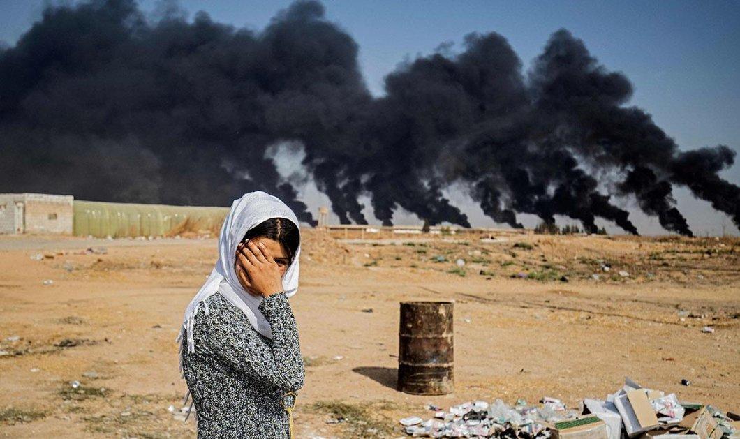 Συρία: Συνεχίζονται οι συγκρούσεις στην πόλη Ρας αλ Άιν, παρά την ανακοίνωση για εκεχειρία (φωτό & βίντεο) - Κυρίως Φωτογραφία - Gallery - Video