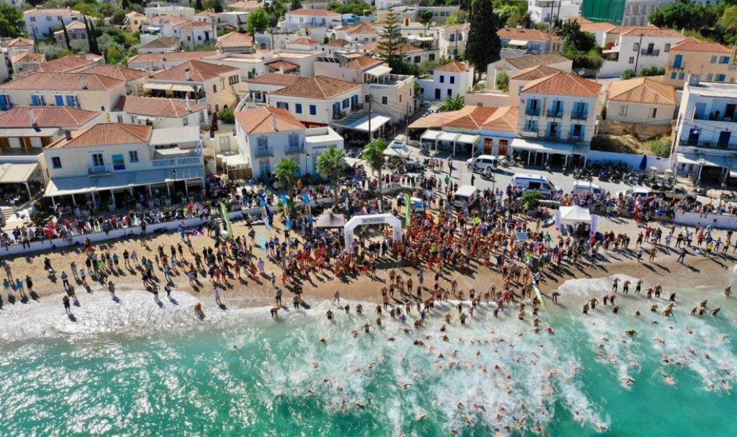 Spetses Mini Marathon 2019: H 3ημερη γιορτή του αθλητισμού με παιδιά, νέους, ενήλικες αλλά & 65αρηδες γεμάτους ζωή (φωτο & βίντεο) - Κυρίως Φωτογραφία - Gallery - Video