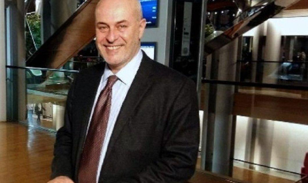 Ο Κωνσταντίνος Τσουτσοπλίδης είναι ο νέος επικεφαλής του γραφείου του Ευρωπαϊκού Κοινοβουλίου στην Ελλάδα  - Κυρίως Φωτογραφία - Gallery - Video