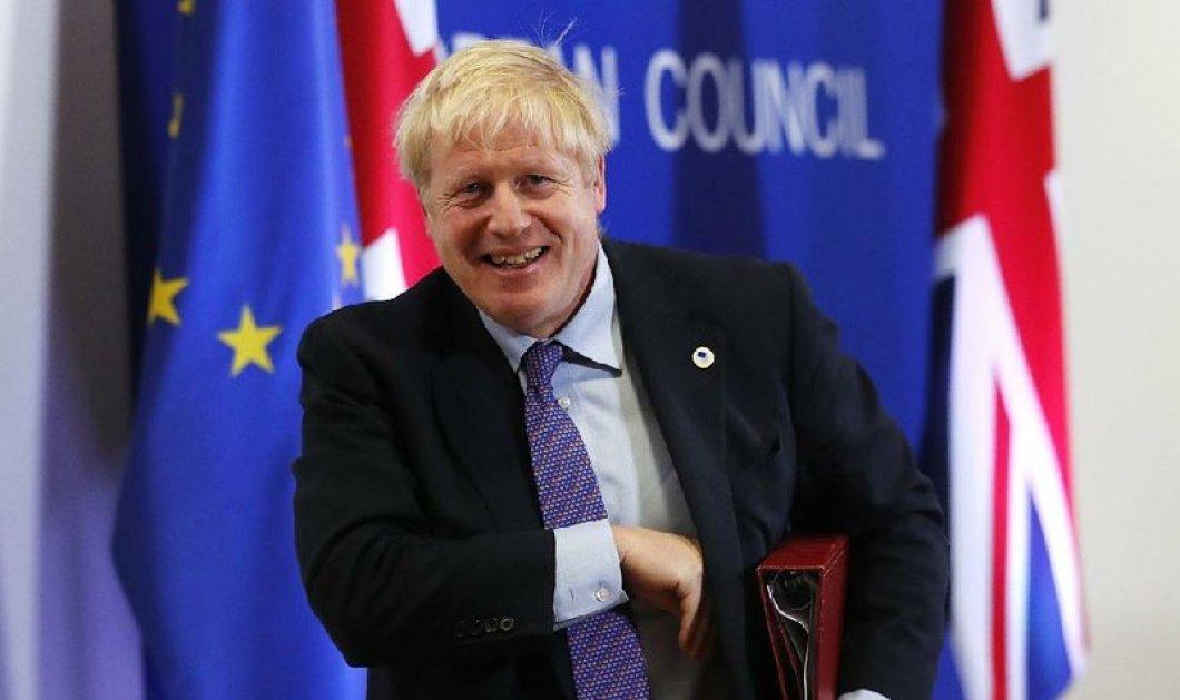 To Brexit or not to Brexit & «σούπερ Σάββατο» στο Βρετανικό Κοινοβούλιο- Χωρίςσίγουρηπλειοψηφία ο Τζόνσον, θα τα καταφέρει; Φώτο - Βίντεο - Κυρίως Φωτογραφία - Gallery - Video