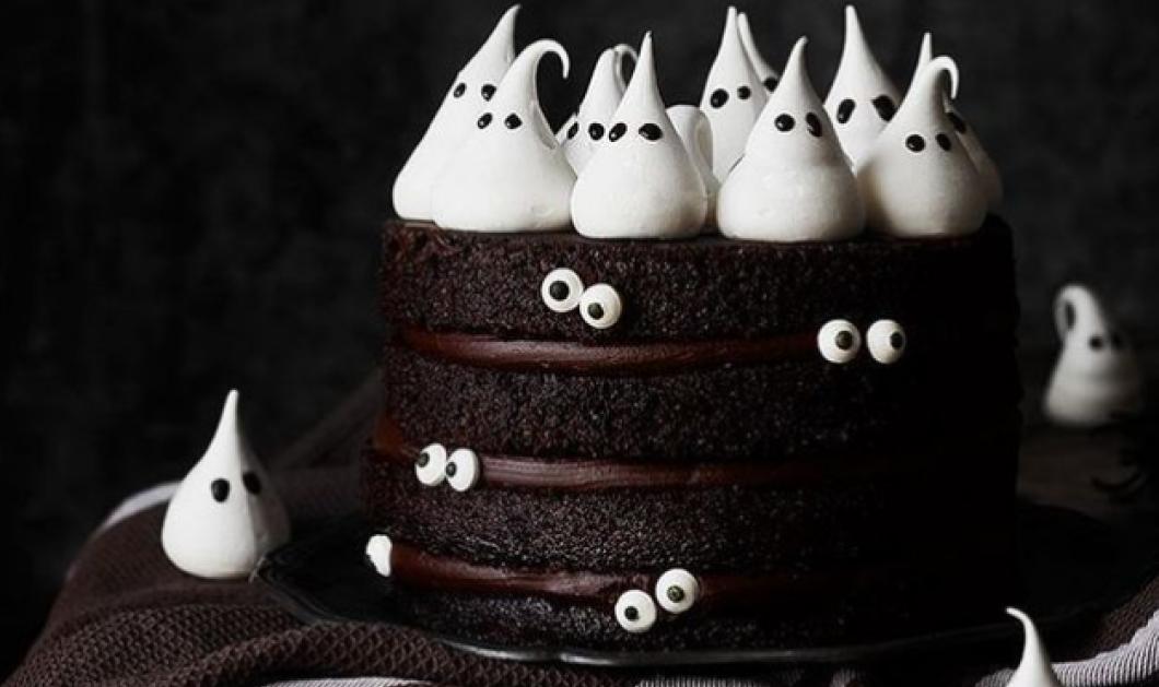 24 τρομακτικά γλυκά για το Halloween – Θα σας εντυπωσιάσουν (φωτό) - Κυρίως Φωτογραφία - Gallery - Video